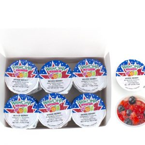 Wawona Frozen Foods Mixed Berry Cups